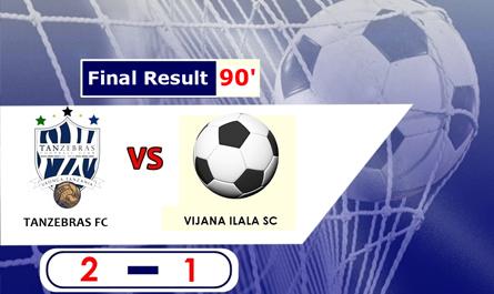 TanZebras FC vs. Vijana FC
