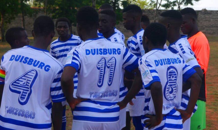 Karume Market FC vs. TanZebras (3:1)