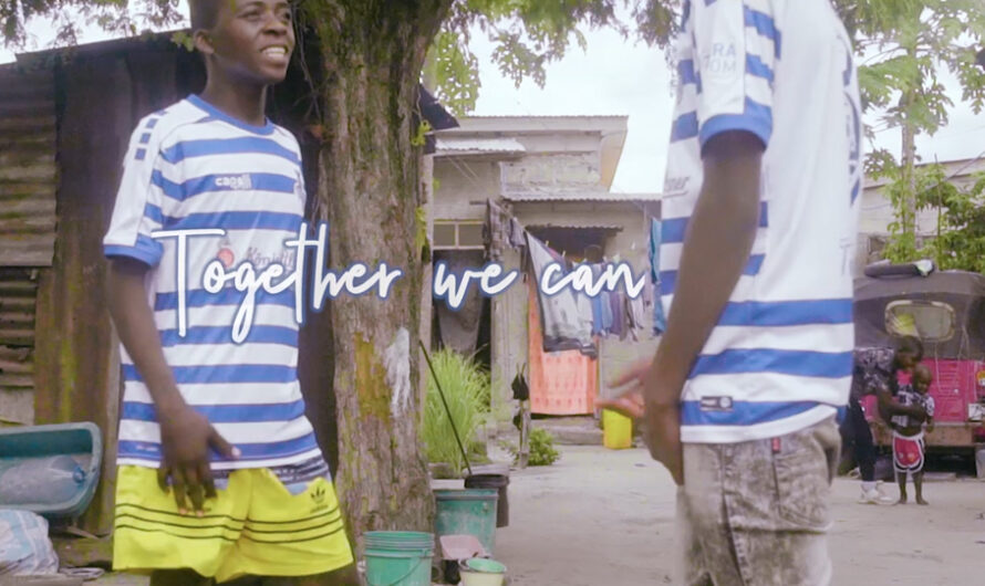 Together we can! Afro Summer Beats…
