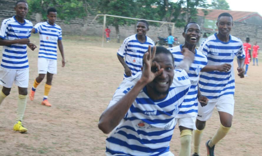 Victory against New Eleven FC